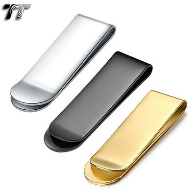 High Quality TT 316L Stainless Steel Money Clip (MC01)