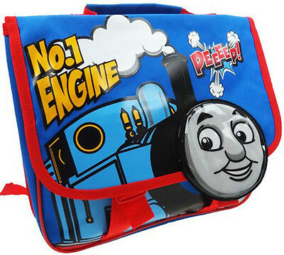 Trademark Collections THOMAS THE TANK ENGINE SATCHEL BACKPACK Toddler Bag