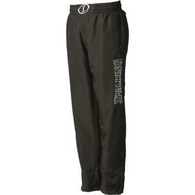 Spalding Evolution Woven Pants Basketball Hose Trainingshose Jogginghose schwarz