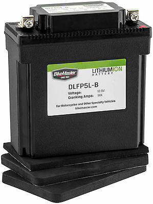 Lightweight Lithium Powersports Battery for 83-84 Honda NH80 Aero Apps.