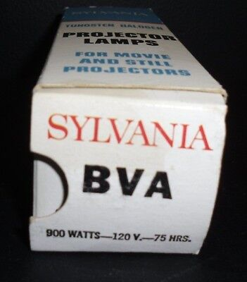 Bva Projector Lamp Projection Light Bulb 120V 900 W New