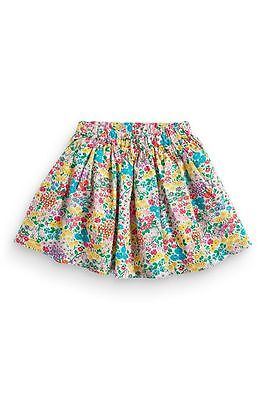 BNWT NEXT Gorgeous Floral Ditsy Skirt Elasticated Waist Lined 4-5-6 yrs