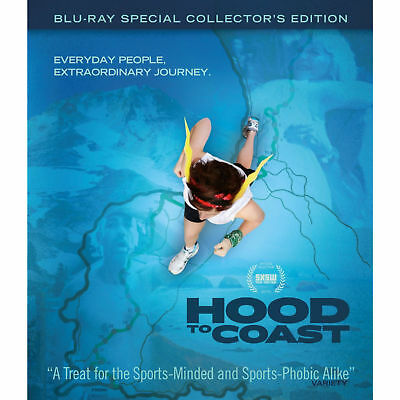 Hood To Coast Special Collector's Ed. Blu-Ray DVD NEW