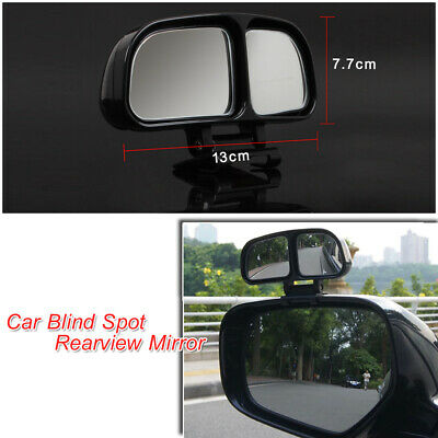 Auto Car Self Adhesive Wide Angle Left Blind Spot Parking Rearview Mirror