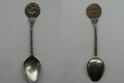 Wellingborough Spoon , Cuchara De Coleccion Antigua Inglesa