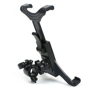 Universal Music Microphone Stand Mount Holder For 7''-11'' Tablets & iPad 2 3 4