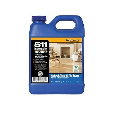 Miracle Sealant 511 Impregnator Penetrating Sealer 1 Pt