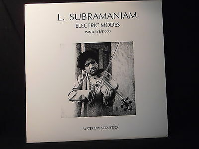 L. Subramaniam - Electric Modes