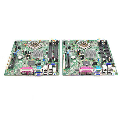 DELL OPTIPLEX 760 SFF Motherboard Mainboard M863N F373D