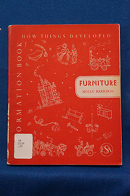 How Things Developed: Furniture by Molly Harrison