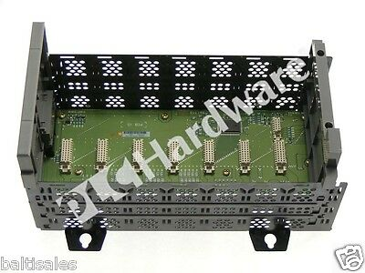 Allen Bradley 1746-A7 /B SLC 500 7 Slot Modular Chassis for 1746 I/O Modules Qty