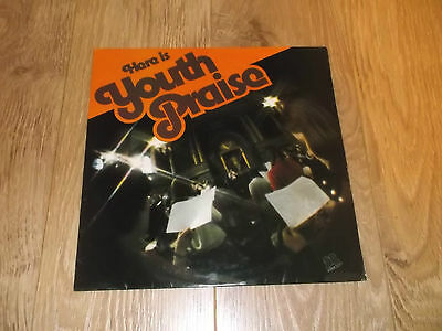 Here Is Youth Praise With Charisma And Friends Vinyl Lp Ex/ex 1974