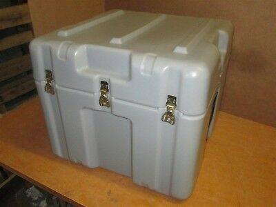 Hardigg 23x23x20 Hinged Single Lid RotoMolded Extreme Duty Hard Case AL2020-1305