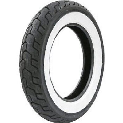 Dunlop D402 MT90B16 Wide White Wall Harley Rear Motorcycle Tire