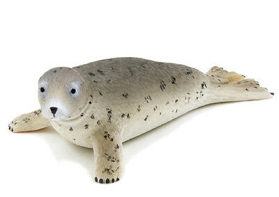 Mojo Fun 387091 Grey Seal - Realistic Sea Life Toy Animal Replica - NIP