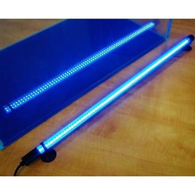 Submersible LED Lighting - Aquarium Fish Tank Strip Light - BLUE - 34 / 78 LED's