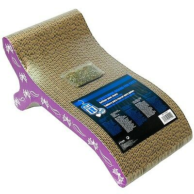 Catit Style Scratcher with Catnip  Chaise