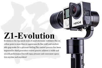 Zhiyun Z1 Evolution Stepless Rotational Speed 3 Axis Handheld Gimbal Stabilizer