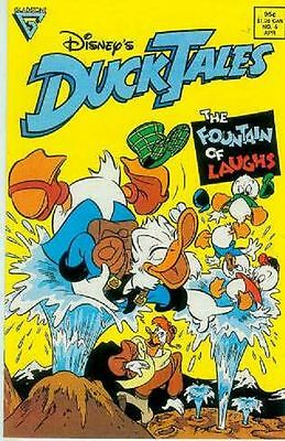 Duck Tales # 5 (Barks) (USA, 1989)