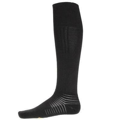 Mens, Womens Manchester City FC Black Away Football Sports Performance Socks