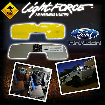 Ford Ranger Px Px2 Lightforce Led Interior Light Upgrade 4300K Natural White
