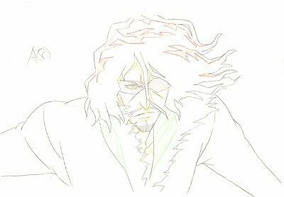 Anime Genga not Cel Production Art Bleach #392