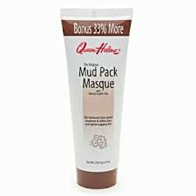 Mud Pack Masque Facial Mask Natural English Clay to Soften Lines & Tighten Skin