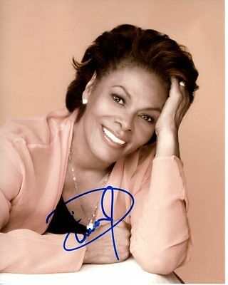 DIONNE WARWICK signed autographed photo