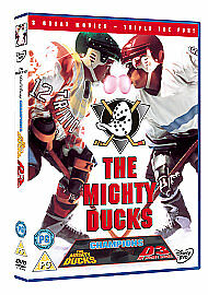 The Mighty Ducks Collection 1 2 And  3 New / Sealed  Dvd