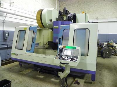 TAKUMI SEIKI Model V15A CNC Vertical Machining Center