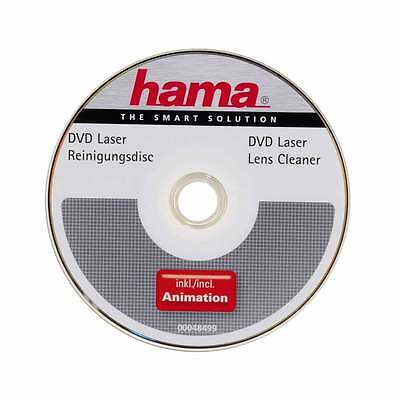 Hama Laser Lens Cleaner Cleaning Kit for PS3 XBOX 360 BLU RAY DVD PLAYER CD DISC