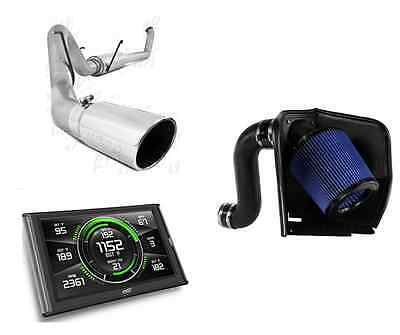 MBRP EXHAUST/AFE POWER Intake/Edge CTS Programmer for 03-04 Ram 2500/3500  5 9L