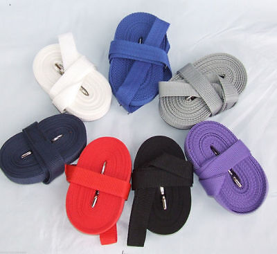 Ecotak Budget Lunge Rein 8m. Various Colours to choose from.