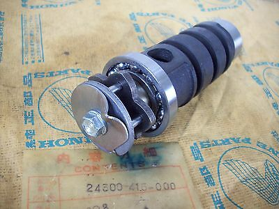 NEU Original Schaltwalze / Drum Gear Shift Honda CX 500, CX 500 C, GL 500