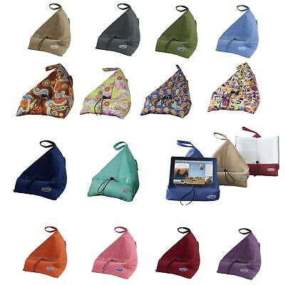 13 Color Choice - Handsfree Book Seat Bookseat Tablet and iPad Holder Cushion