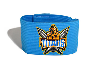 Gold Coast Titans NRL Supporters Arm Band