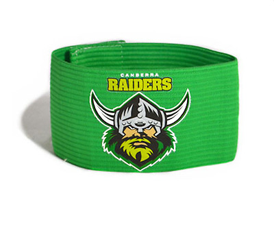Canberra Raiders NRL Supporters Arm Band