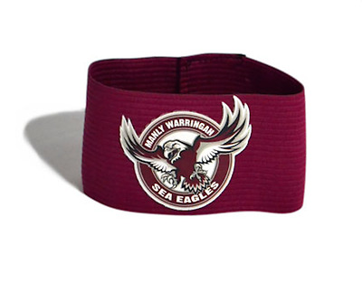 Manly Sea Eagles NRL Supporters Arm Band