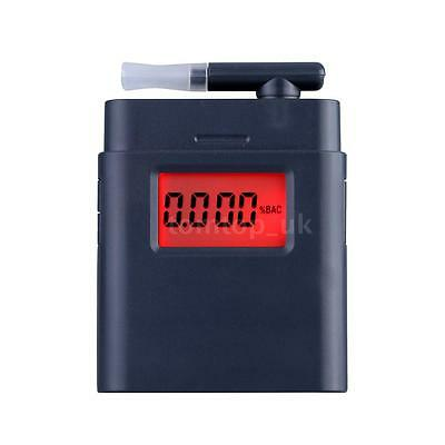 AT-838 Professional Alcohol Tester Police Digital Breath Breathalyser Analyzer