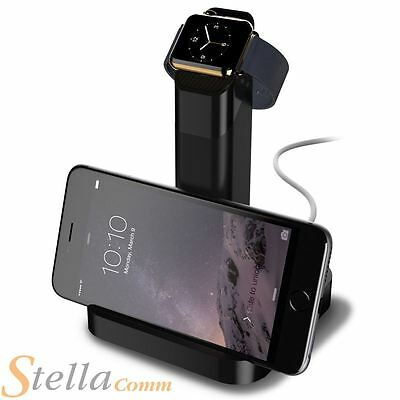 Griffin Apple Watch & iPhone 6 Watchstand Charge Dock Station Display Stand