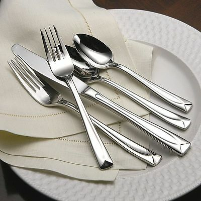 Oneida 30 Piece Lincoln Service for 6 Stainless Flatware