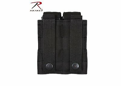 Rothco 51002 Double Pistol Mag Pouch - Molle