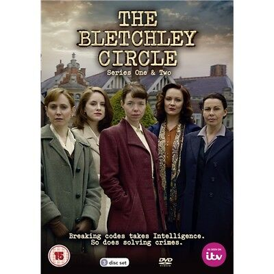 The Bletchley Circle Series 1 + 2 TV Season One Two Region 4 New DVD