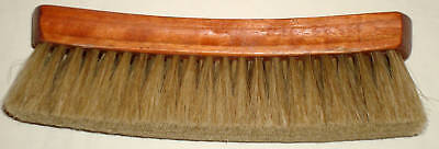 Star Large 100% Horsehair Shoe Shine Polish Brush