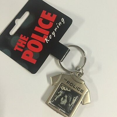 The Police - Keyring
