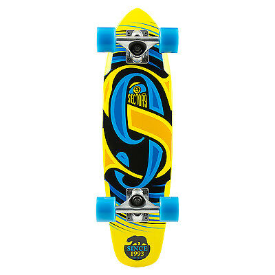 Sector 9 Steady Cruiser Complete Sz 25.6 x 6.75in