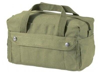 US Army G.I. Type Mechanics Bag Cargo Bag Canvas Kampftasche Navy USMC Marines