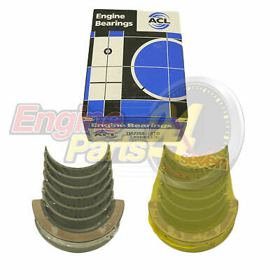 Holden 202 Main Bearings Acl 7M2398 You Choose Std 010 Or 020