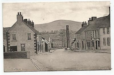 irish postcard ireland carlow borris village