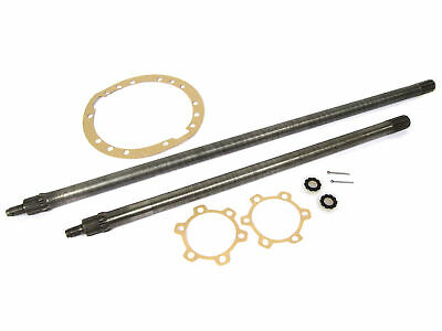 Land Rover Series Rear Axle Kit - Includes Axle Shafts, Gaskets & Hardware